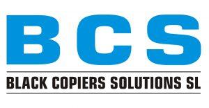 Black Copiers Solutions Logo